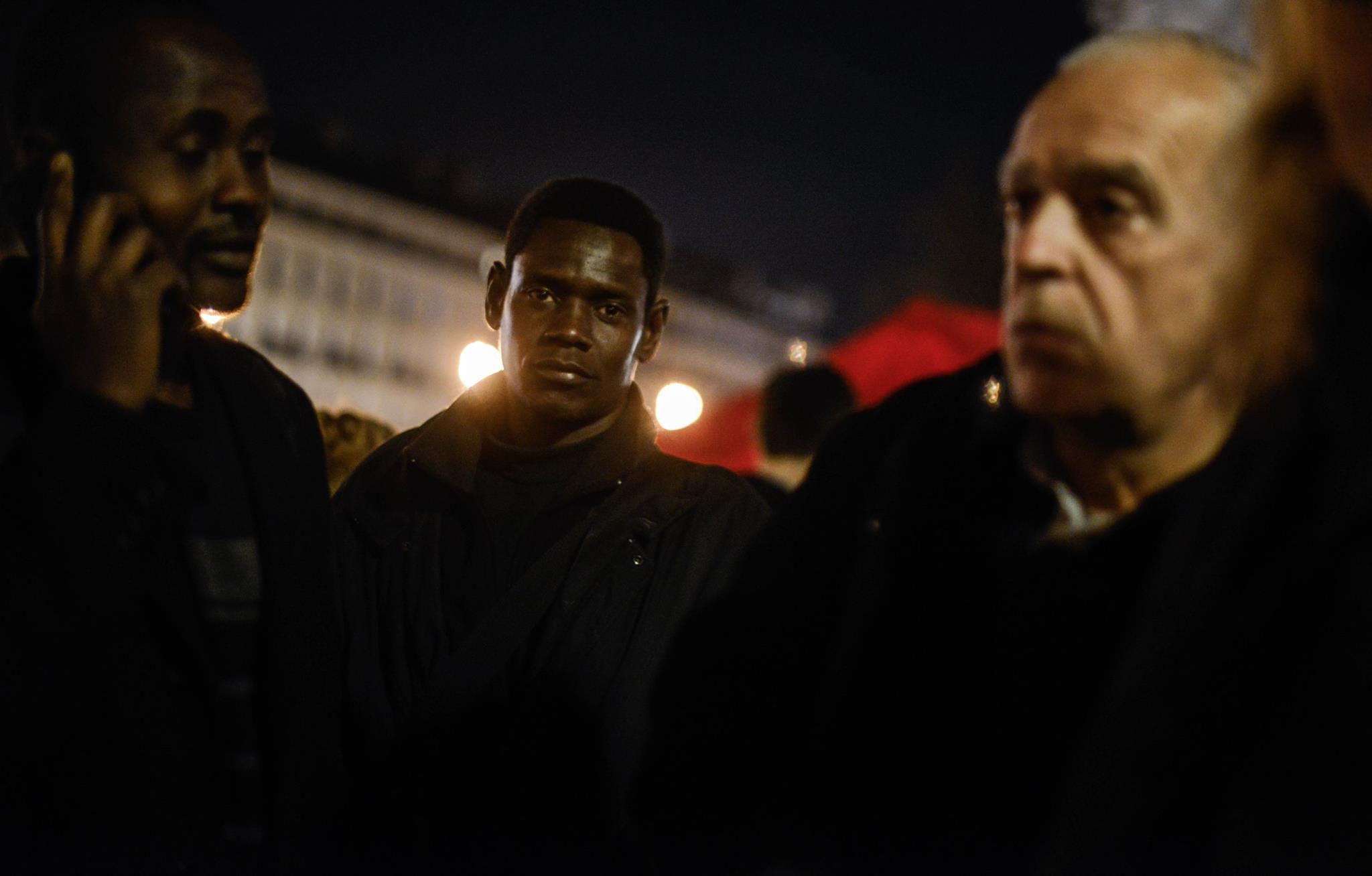 Nuit Debout par Eros Sana