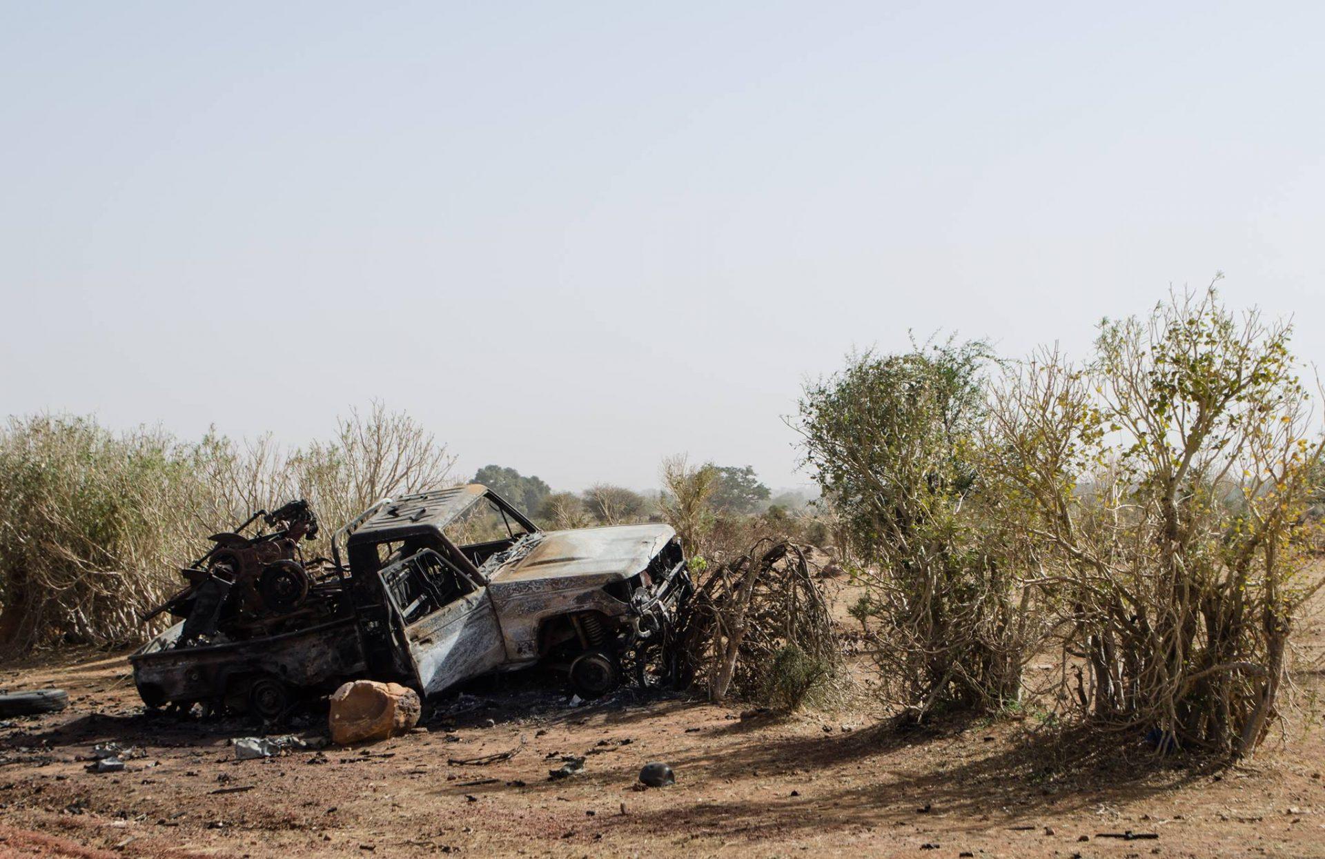 Mali at war