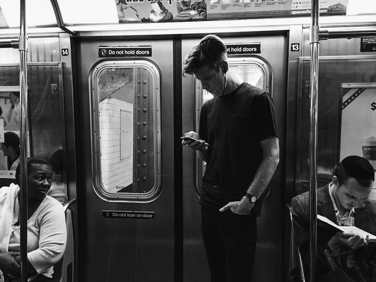 Subway New York 9