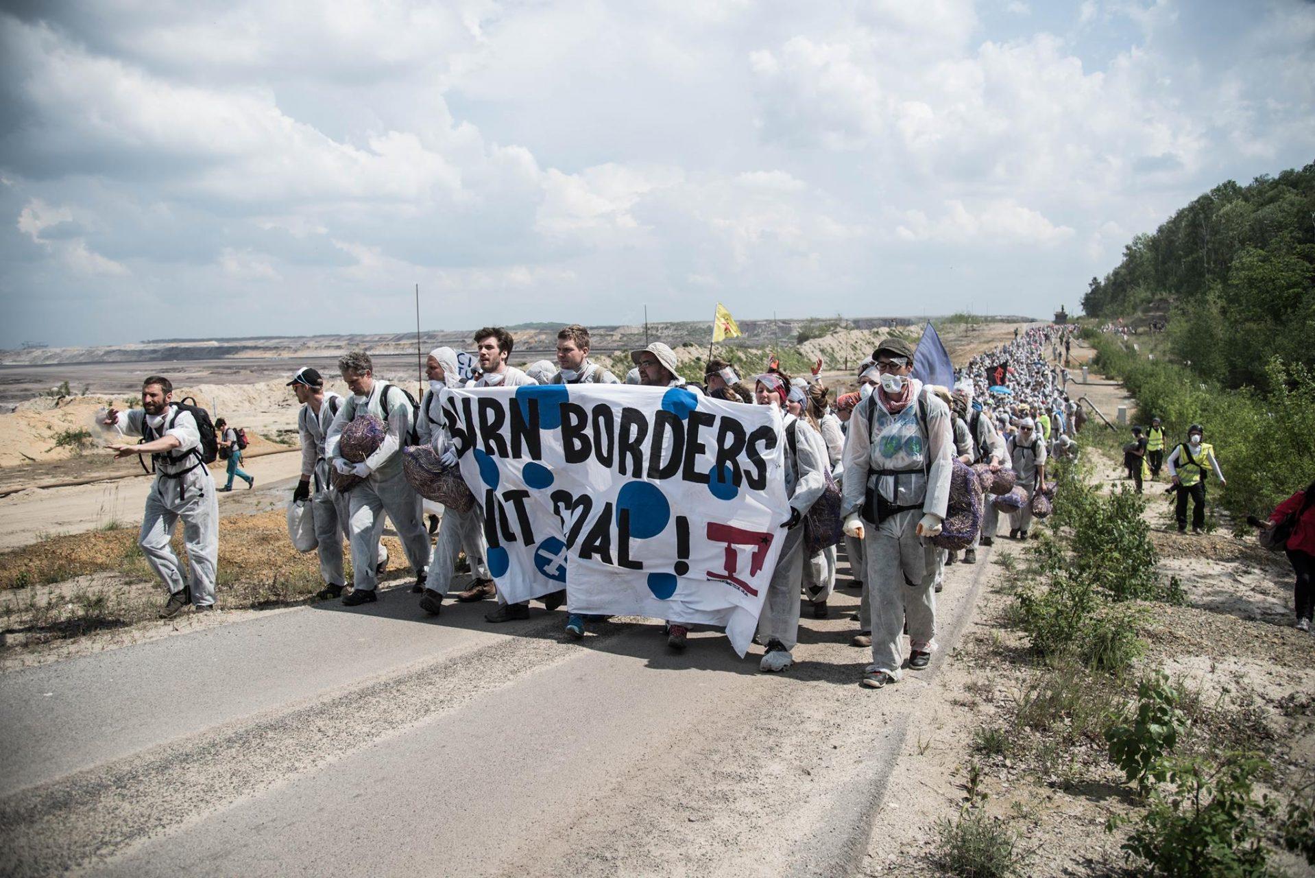 burn borders not coal