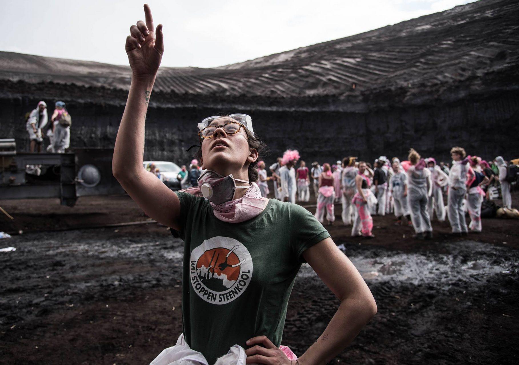 pink block stoppen steenkool