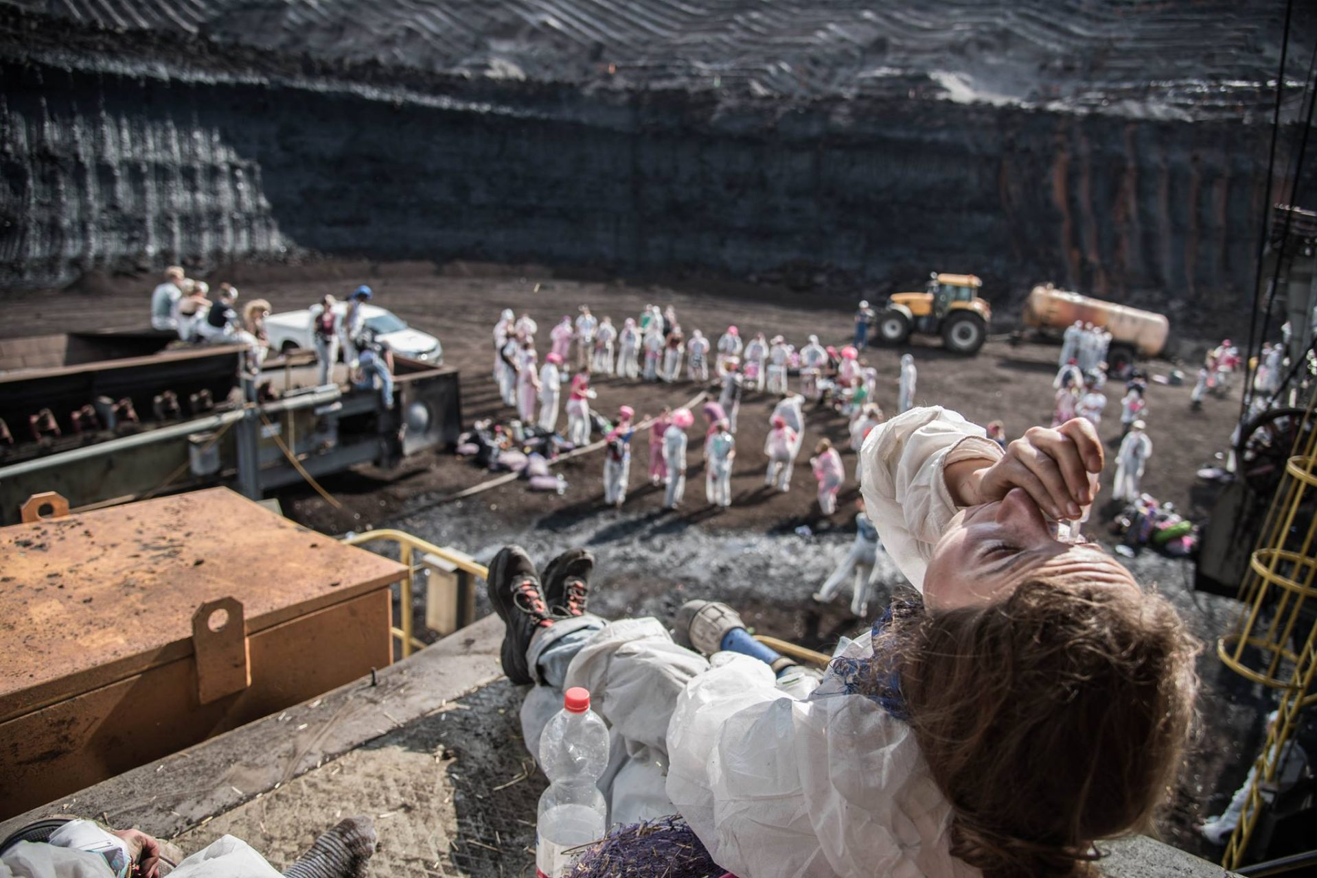 Ende Gelaende : blocking coal mine for climate