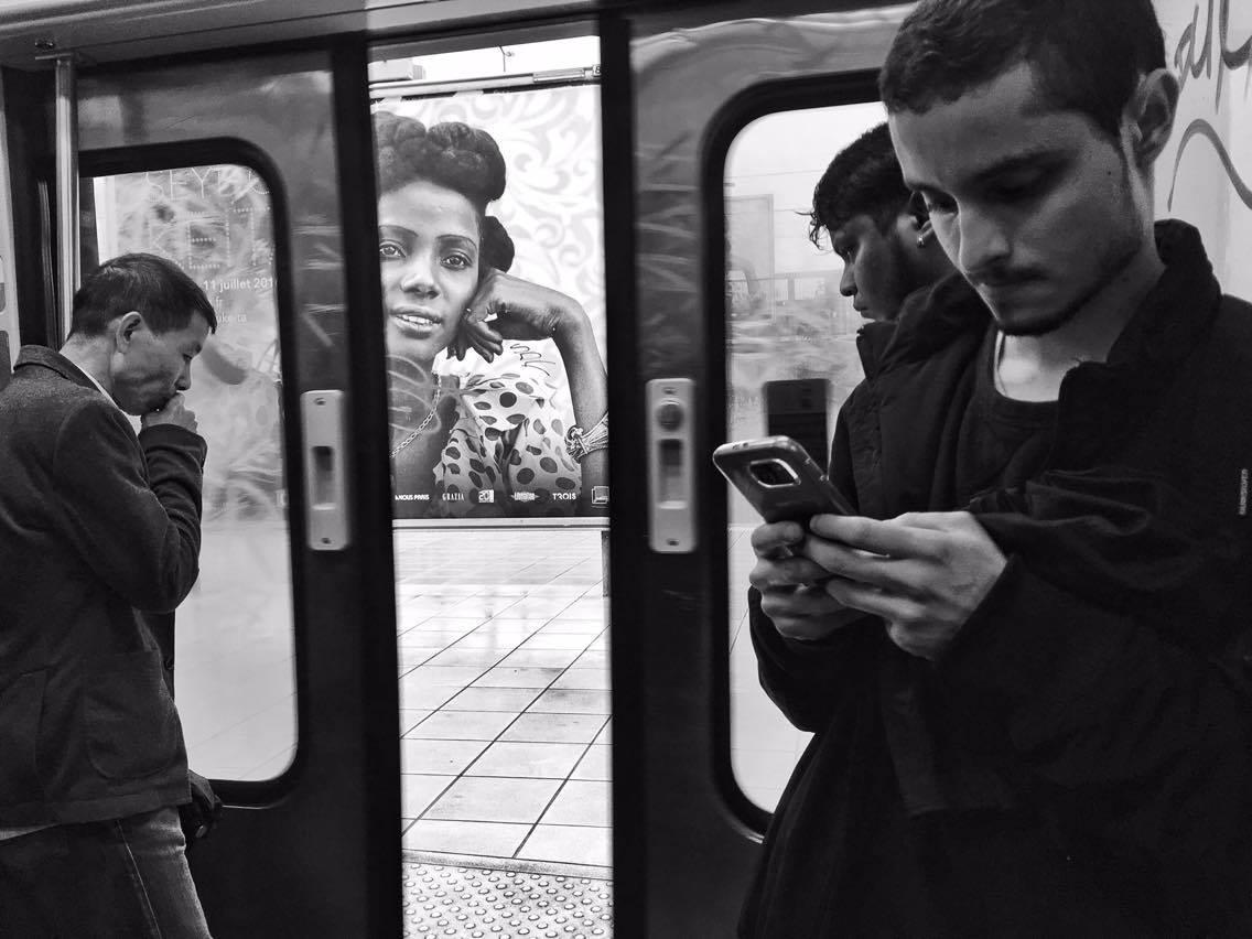 subway though my eyes c