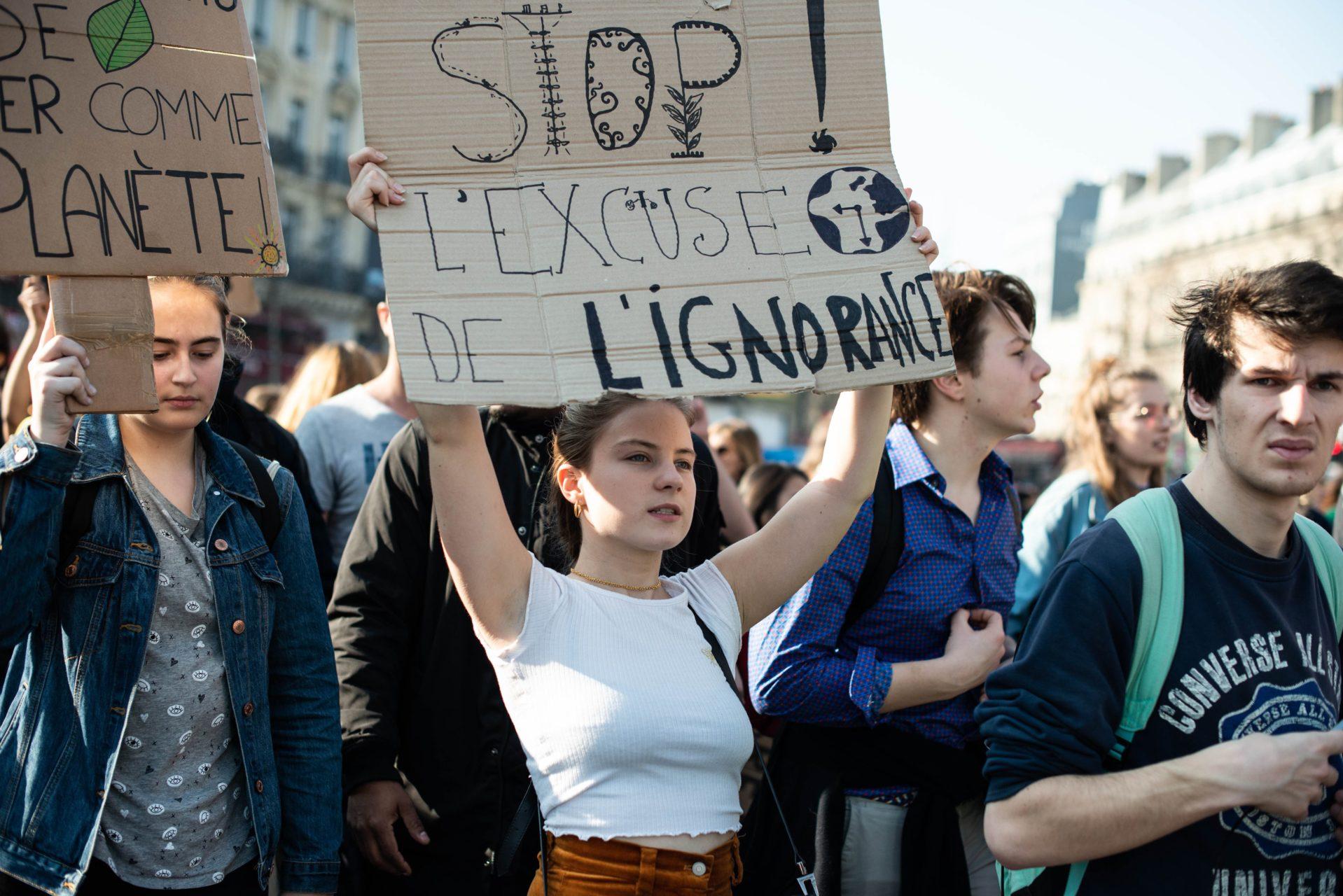 Stop l'excuse de l'ignorance