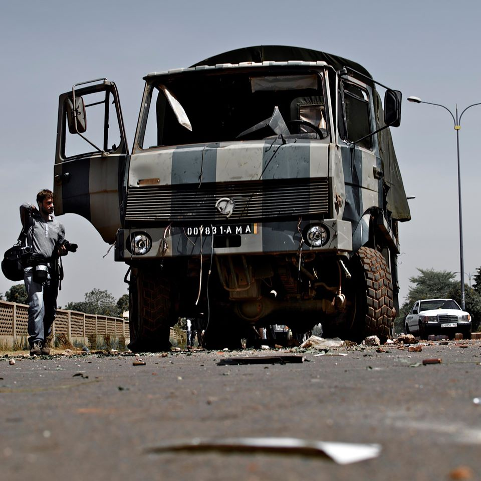 Soldats à Bamako