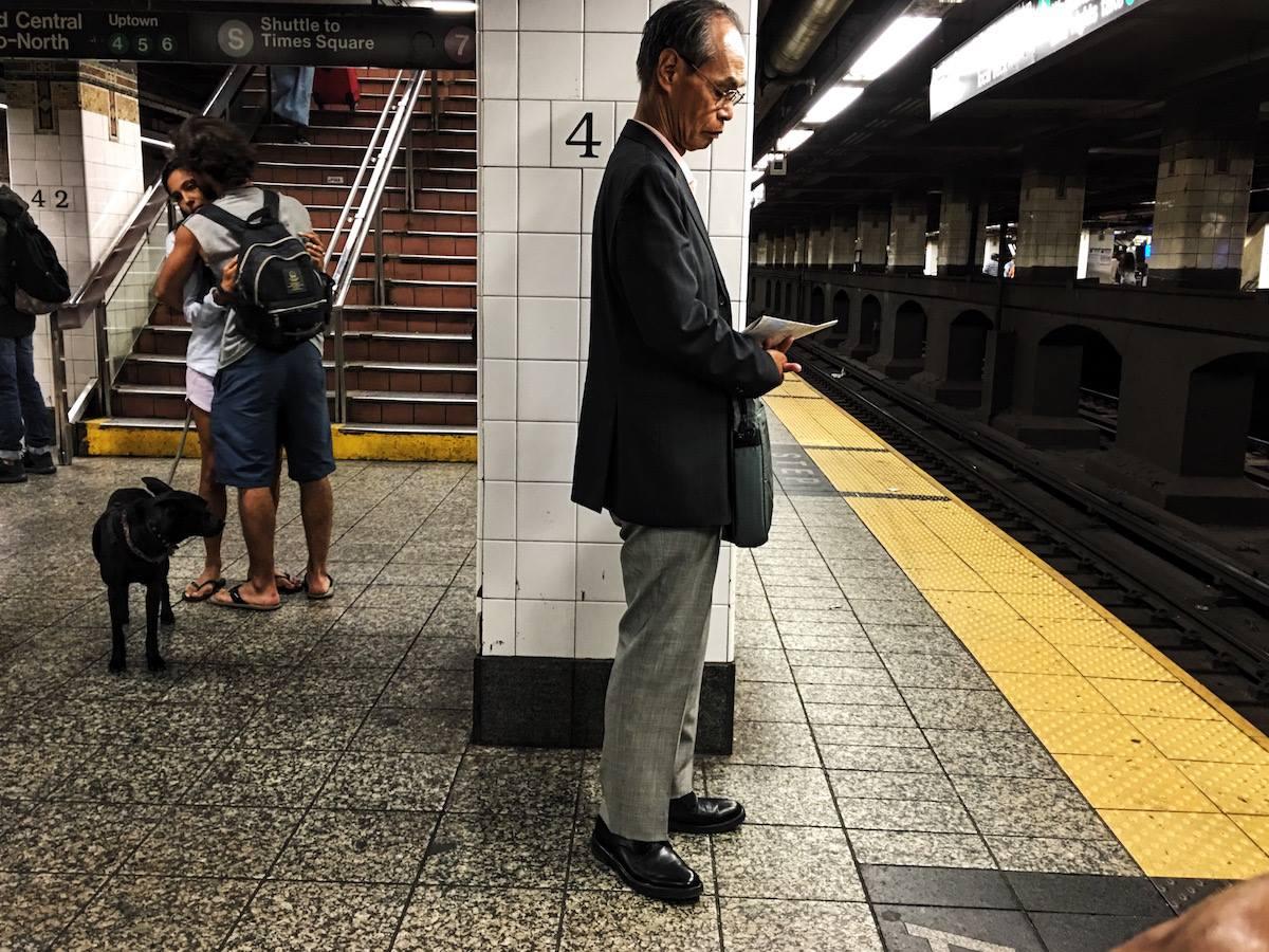Subway New York 5